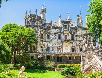 Private tour - Quinta da Regaleira at Sintra Portugal